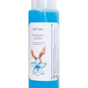 Aαντισηπτικό soft care 500ml